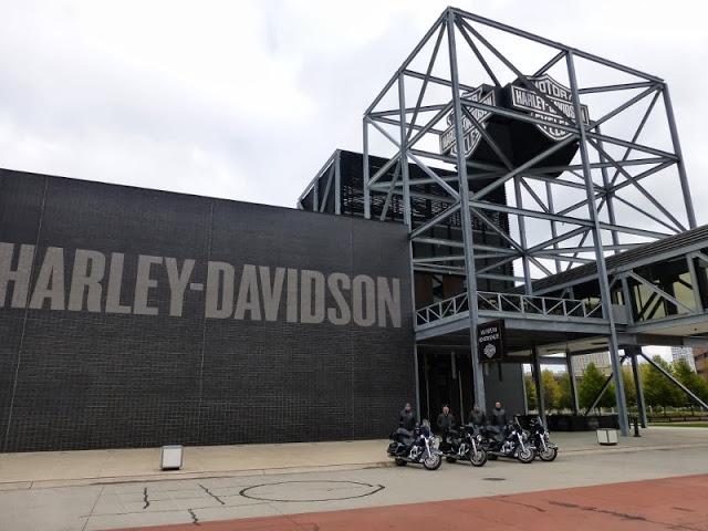 Harley Davison - Milwalkee
