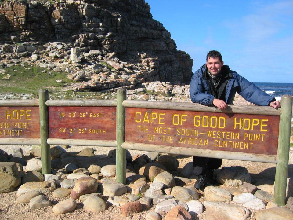 Cape of Good Hope - Africa do Sul