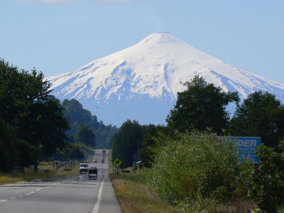 Vulcão Villarica - Pucón