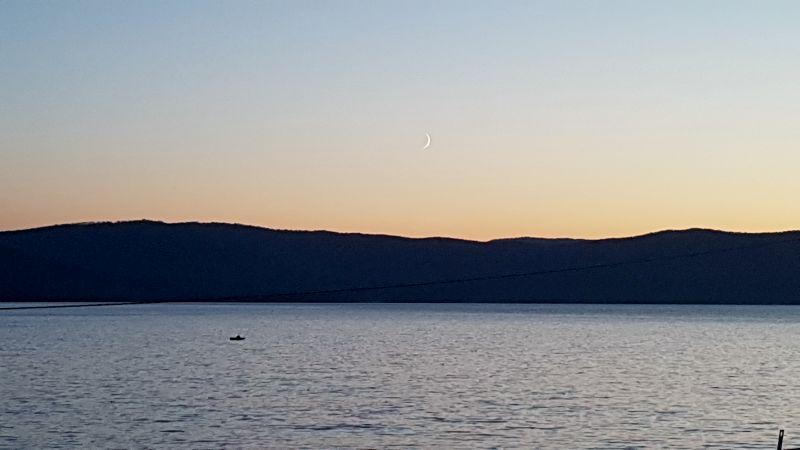 Vista da chegada ao Lago Torgoyat